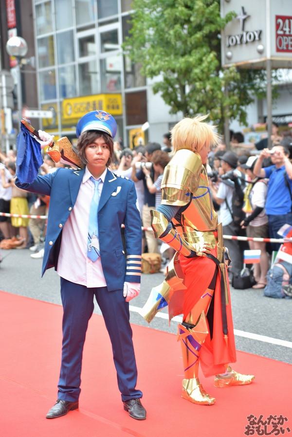 26カ国参加!『世界コスプレサミット2014』各国代表のレイヤーさんが名古屋市内をパレード_0374