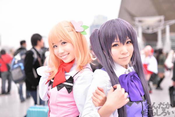 コミケ87 2日目 コスプレ 写真画像 レポート_4528