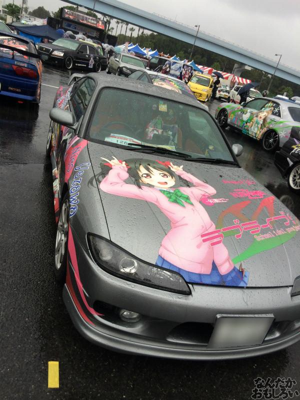 第10回痛Gふぇすたinお台場 ラブライブ! 痛車 画像_3326