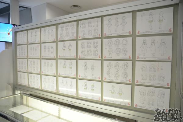 秋葉原で開催『TVアニメごちうさ展』フォトレポート_0229