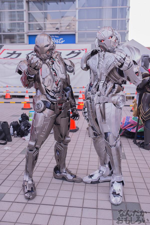 『コミケ88』2日目コスプレ画像まとめ_9073