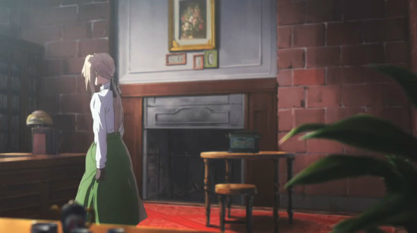 『ヴァイオレット・エヴァーガーデン』第1話感想 すごい美しいアニメ 作画も、ストーリーも…(ネタバレあり)_130246