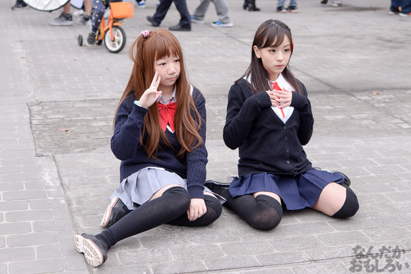 台湾の新大型同人イベント『COMIC HORIZON』1日目のコスプレフォトレポート 「砲雷撃戦」の影響か艦これレイヤーさん大量集結!_0815