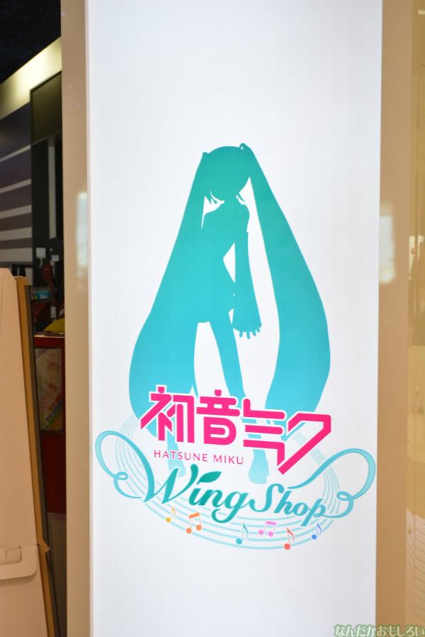 羽田空港にオープンした「初音ミク ウイングショップ」フォトレポート_0433