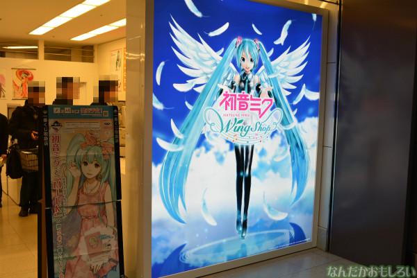 羽田空港にオープンした「初音ミク ウイングショップ」フォトレポート_0379