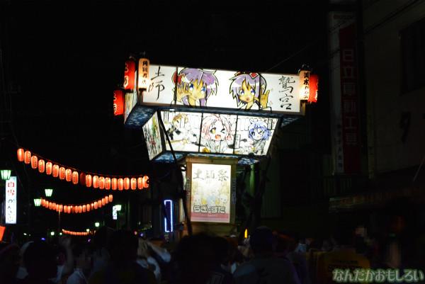 『鷲宮 土師祭2013』らき☆すた神輿_0863