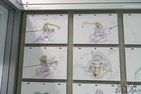 『Fate/stay night[UBW]』展示会の写真画像フォトレポート_02029
