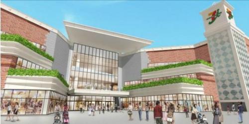 「アニメイトアリオ柏」2016年春オープン!千葉県8店舗目&柏市2店舗目、2016年春にオープンする巨大商業施設「セブンパークアリオ柏」内3