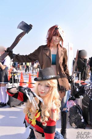 コミケ87 3日目 コスプレ 写真画像 レポート_4737