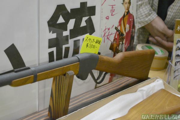 『トレジャーフェスタin有明10』玖須美屋(クスミヤ)の木製輪ゴム銃_0571