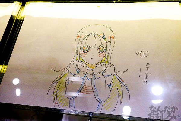 TVアニメ放送中「Charlotte」の貴重な原画を大量展示した展示会がアキバで開催!早速会場の様子をお届け_3606