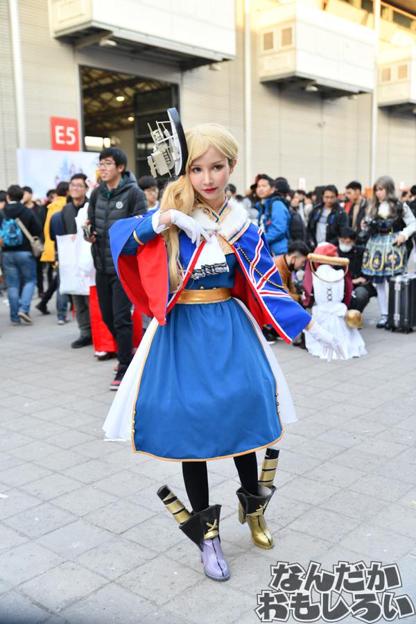 『上海ComiCup21』1日目のコスプレレポート 「FGO」「アズレン」「宝石の国」が目立つイベントに_2176