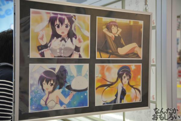 秋葉原で開催『TVアニメごちうさ展』フォトレポート_0207