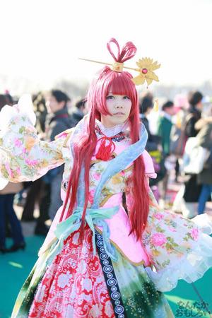 コミケ87 コスプレ 写真画像 レポート 1日目_9249