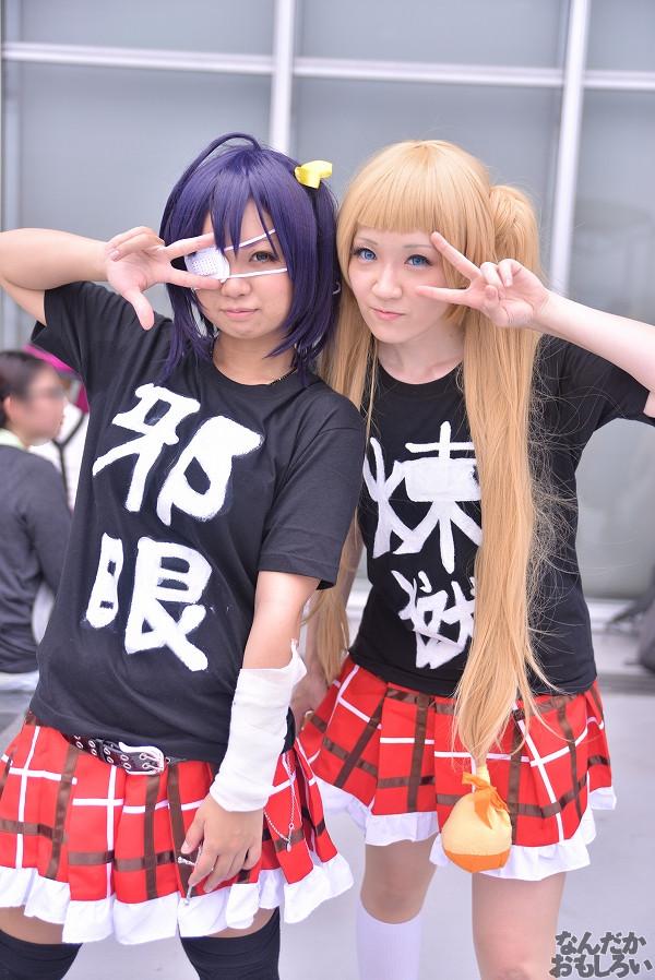 夏コミ コミケ86 3日目 艦これ&ラブライブ! コスプレ画像_3465