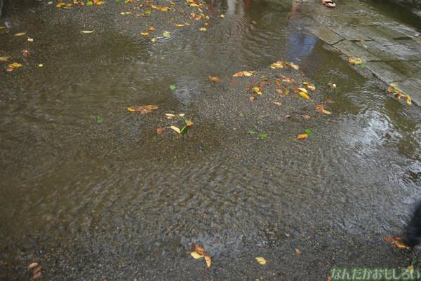 『鷲宮 土師祭2013』ゲリラ雷雨の様子_0667