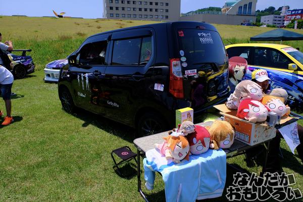 『第13回足利ひめたま祭』「ラブライブ!」シリーズ痛車まとめ5393