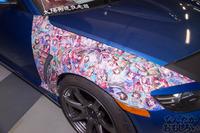 秋葉原UDX駐車場のアイドルマスター・デレマス痛車オフ会の写真画像_6488
