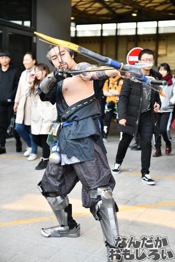 『上海ComiCup21』1日目のコスプレレポート 「FGO」「アズレン」「宝石の国」が目立つイベントに_2012