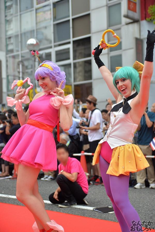26カ国参加!『世界コスプレサミット2014』各国代表のレイヤーさんが名古屋市内をパレード_0264