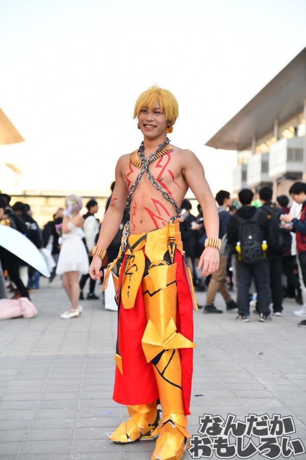『上海ComiCup21』1日目のコスプレレポート 「FGO」「アズレン」「宝石の国」が目立つイベントに_2149