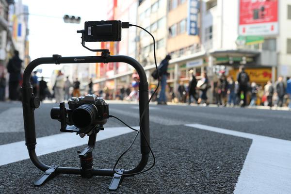 カメラジンバル
