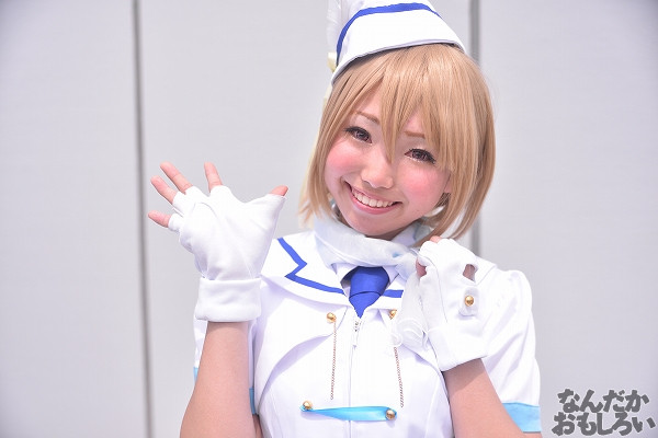 夏コミ コミケ86 3日目 艦これ&ラブライブ! コスプレ画像_3341