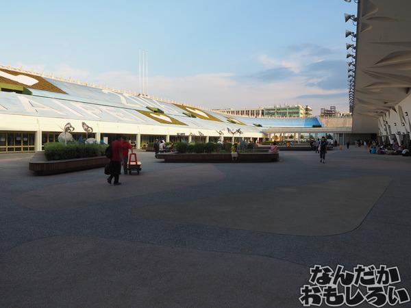 台湾コミケ『FancyFrontier28』前日会場の様子 すでに熱気に包まれている…!?0554