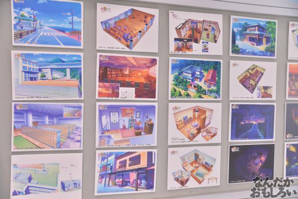 TVアニメ「ハナヤマタ」展が秋葉原で開催!原画、設定資料、台本、コラボ商品など数多く展示!_8491