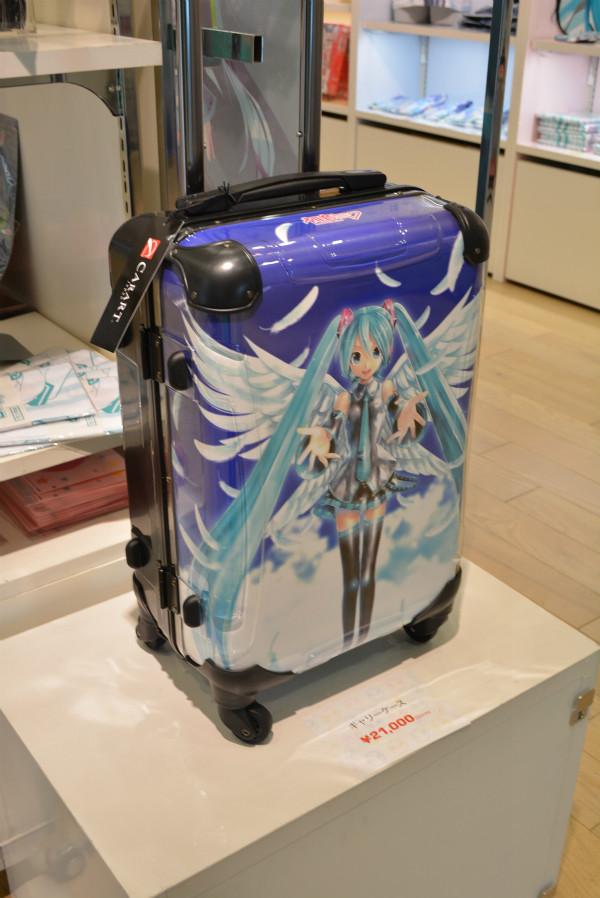 羽田空港にオープンした「初音ミク ウイングショップ」フォトレポート_0442