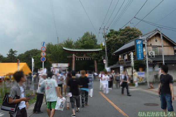 『鷲宮 土師祭2013』ゲリラ雷雨の様子_0633