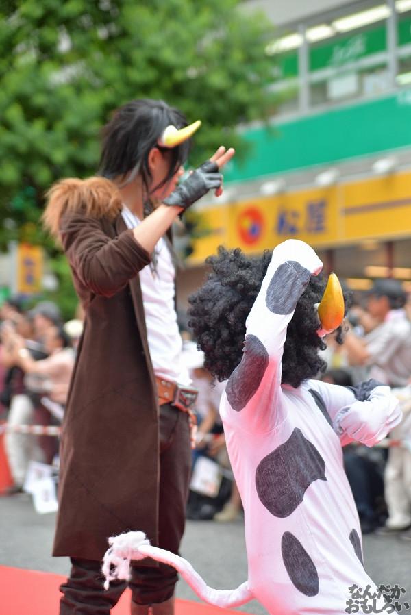 26カ国参加!『世界コスプレサミット2014』各国代表のレイヤーさんが名古屋市内をパレード_0227