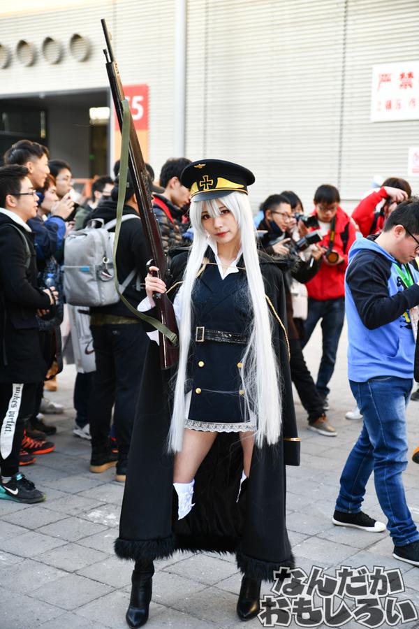 『上海ComiCup21』1日目のコスプレレポート 「FGO」「アズレン」「宝石の国」が目立つイベントに_2069