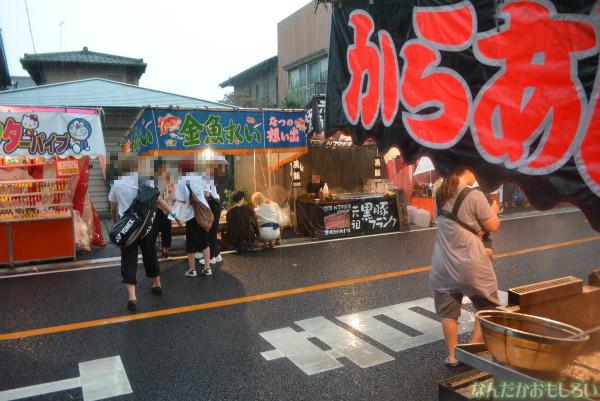 『鷲宮 土師祭2013』ゲリラ雷雨の様子_0681
