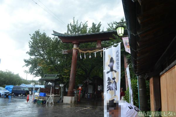 『鷲宮 土師祭2013』ゲリラ雷雨の様子_0661