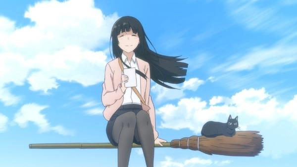 『ふらいんぐうぃっち』第11話、第12話最終回感想(ネタバレあり)3