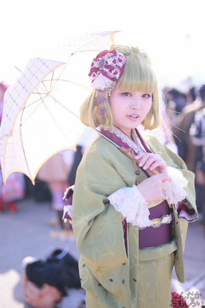 コミケ87 コスプレ 写真画像 レポート 1日目_9305