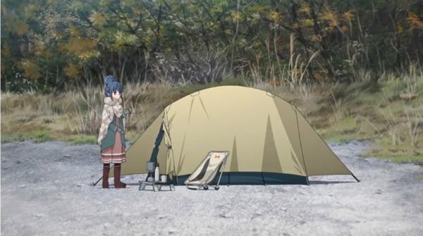 アニメ『ゆるキャン△』第2話感想(ネタバレあり)_073452