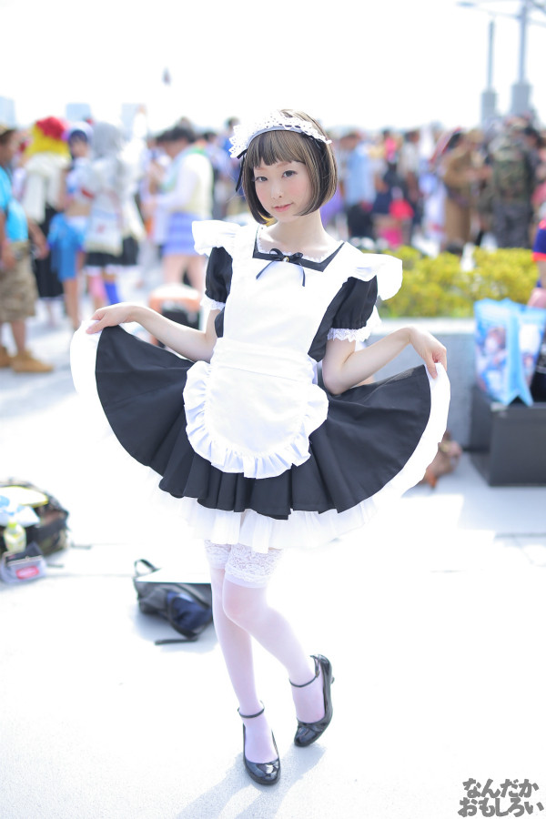 夏コミ コミケ86 コスプレ画像_6601