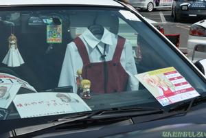 『第8回痛Gふぇすた』アニメの痛車フォトレポート0621