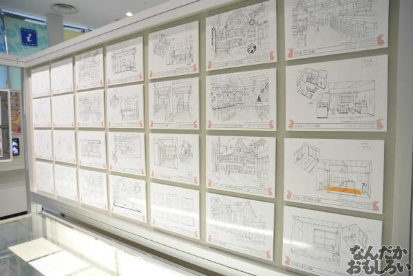 秋葉原で開催『TVアニメごちうさ展』フォトレポート_0240