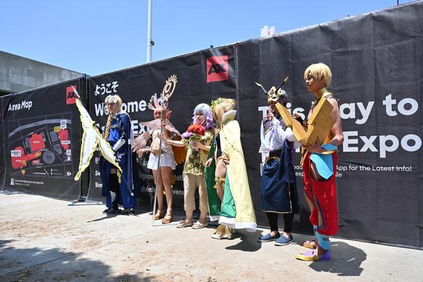 AnimeExpo2019FGOコスプレレポート011