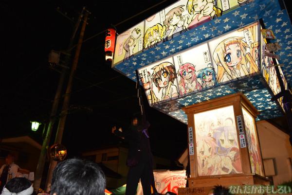『鷲宮 土師祭2013』らき☆すた神輿_0772
