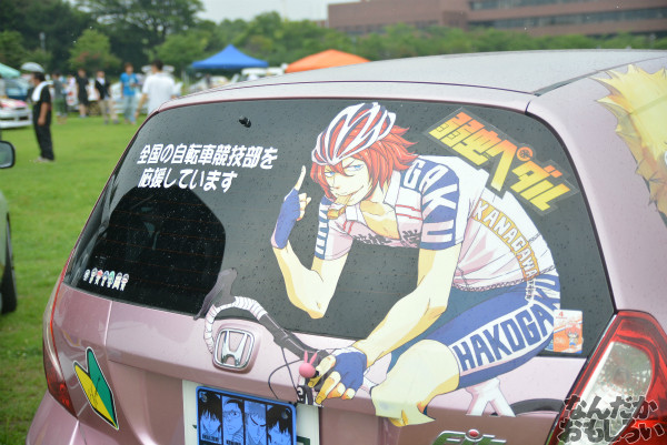 『第7回館林痛車ミーティング』比較的新しいアニメ作品の痛車・痛単車フォトレポート 画像_0794