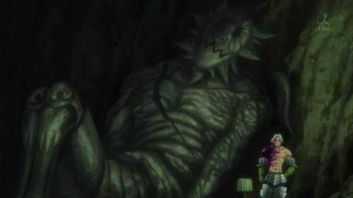 アニメ『七つの大罪』第23話感想(ネタバレあり)2