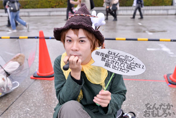 コミケ87 2日目 コスプレ 写真画像 レポート_4337