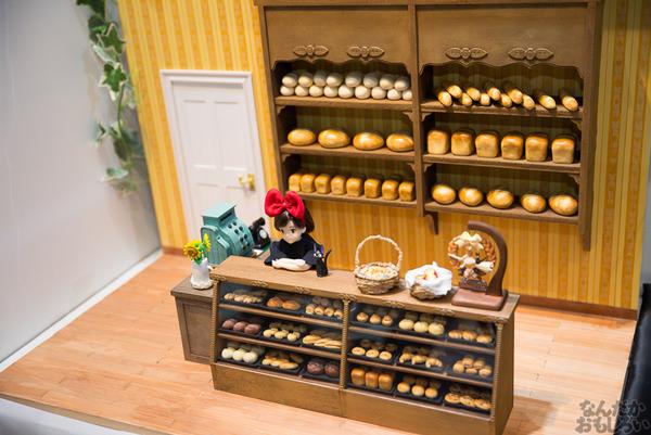 『東京おもちゃショー2016』魔女の宅急便のキキが初コレクションドールに!「グーチョキパン店で店番をするキキ」の特別展示_7828