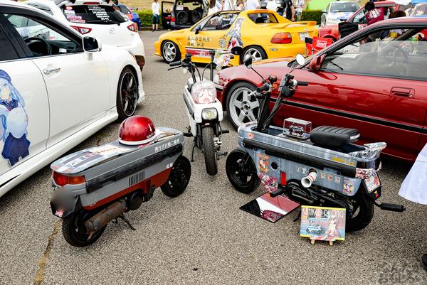 『第11回足利ひめたま痛車祭』痛単車・痛チャリフォトレポート_6815