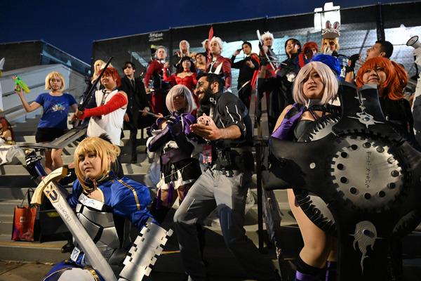 AnimeExpo2019FGOコスプレレポート052
