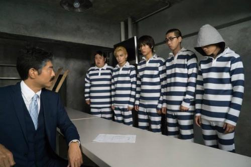 ドラマ『監獄学園』第7話感1